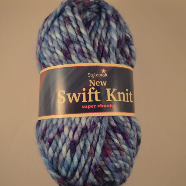 Stylecraft New Swift Knit super chunky yarn