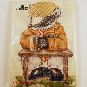 DMC Cheers Cross Stitch Kit